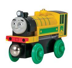 TOMY International Thomas Wooden Railway Victor Comes to Sodor Thomas Toys, Thomas And Friends Toys, Wooden Train, Thomas The Tank, Fine Motor Skills, Trains, Fun, Engine, Amazon