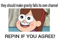 Gravity Falls should team up with Star vs the Forces of EVIL! Disney Xd, Funny Disney, Disney Stuff, Disney Memes, Monster Falls, Pinecest, Fall Memes, Mabel Pines, Reverse Falls