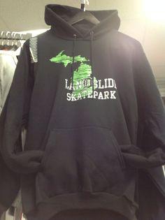 Landslide hoodies $25