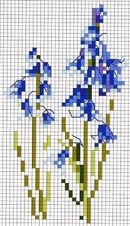 cross stitch chart.