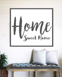 Wall Decor Signs Mesmerizing This Is Our Happy Place Wooden Sign  Largelavisholivestudios Decorating Inspiration