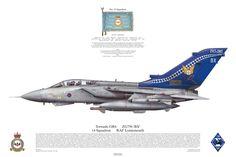 Tornado GR4, 14 Squadron, RAF Lossiemouth