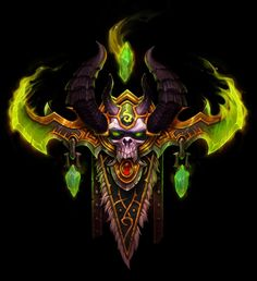 Demon Hunter Crest Art, Darkmoon Faire In Town and Charts (September 6th - 13th) - Wowhead News