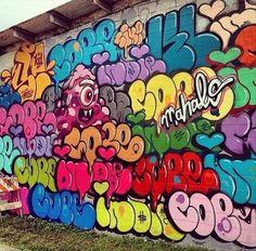 Street Art Vs. Graffiti – 26 Pics