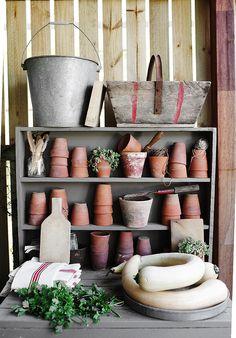 gardening supplies | Kara Rosenlund