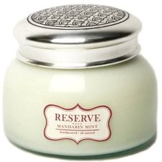 Aspen Bay - Reserve Mandarin Mint Jar Candle (20 oz)