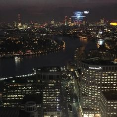 Canary Wharf during the night. #canarywharf #nightime #londonbuildings #photography #citylife #londonviews. by citypig_lam