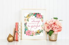 This listing is 75% off for a limited time only! Being a mama is hard work, and sometimes we all need to be reminded of our blessings during the