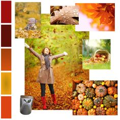 Welcoming Autumn with Fall-Themed Cards
