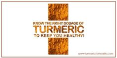 """Okay, so lately there has been lot of confusion on how much turmeric one can take in a day and how many times one should take it. The primary reason for the confusion on """"how much"""" arises from the fact that one can take turmeric (and thus its active ingredient) in so many ways: Fresh turmeri"""