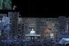 Bob Wilson abre el debate: ¿tiene que ser político el teatro o no?   Cultura   EL PAÍS