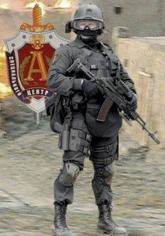 Russian Special Forces - Libertas - De Oppresso Liber - Semper Fidelis - Semper Paratus - Source: https://www.facebook.com/photo.php?fbid=359877894127178=a.282681651846803.67872.282563931858575=1
