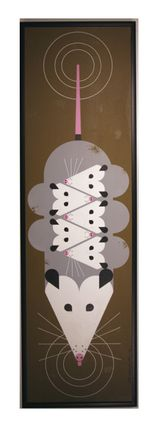 Charley Harper Originals: Passel of Possums