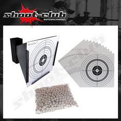 5000 Softair Airsoft BBs Kal. 6 mm 0,20 g - Set #shootclub #airsoft #softair