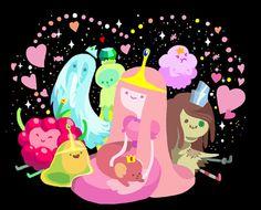 Princess Time!