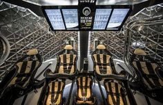 Boeing and SpaceX will ferry astronauts to Space Station