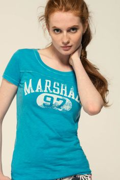 SS14 - Franklin & Marshall - Woman's Look