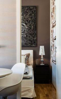 Jurnal de design interior - Amenajări interioare : Amenajare 3 camere într-un apartament de 44 m²