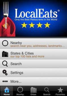 5 Great Apps For Finding The Best Food In Your Area