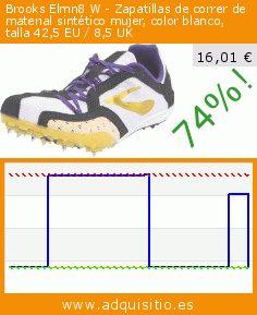 official photos 76ea6 422b5 Zapatillas, Ropa, Correr, Colores Blancos, Mujer, Tiempos, Rebajas