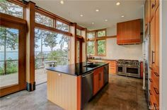 For Sale: $3,500,000. 23 Photos. 4 bed, 3.25 bath, 4,280 sqft house at 4669 Saratoga Rd. Seamless design by Renowned Architects Olson, Sundberg, Kundig, Allen this residence, overlooking Saratoga Passage, offers open spaces for entertaining & intimate spaces for personal reflection. This home rises away from the slope, ending in a dramatic cantilevered deck, soaring towards the water view. Oversized doors allow for a free flow inside & outside. Concrete, structural timbers & susta...