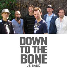 Down to the Bone / Jazz  When I first heard this group I thought they were an African American group.  They're music is kool