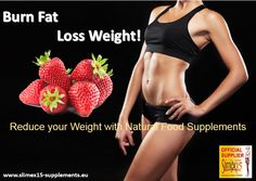 Reduce your weight with Natural Food Supplements