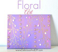 Floral Art - Delicio