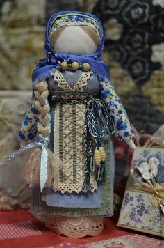 Купить Народная кукла-оберег. Лада. - разноцветный, берегиня, оберег, оберег для дома, обереги в подарок