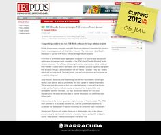 ::IBI::   Brazil's Barracuda signs Polyworx software license  Acesse o link da matéria  https://plus.ibinews.com/article/j2HsB7AHug/2012/07/05/brazils_barracuda_signs_polyworx_software_license/?nsl=t8oOJDkdjLfZ