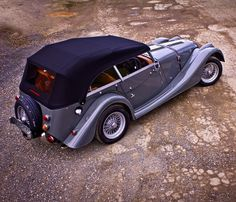 4 Seater - The Morgan Motor Company