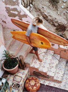 Com tropical / travel / inspiration / photography / hawaii / wanderlust / ocean / jungle / beach Beach Aesthetic, Summer Aesthetic, Summer Feeling, Summer Vibes, Summer Surf, Foto Top, Wanderlust, Skateboard Art, Surfboard Art