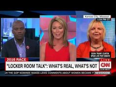"""--Donald Trump supporter Vicki Sciolaro blows away CNN host Brooke Baldwin with her defense of Trump's controversial 2005 remarks """"--On the Bonus Show: Obama. Cnn Brooke Baldwin, Cnn Anchors, Donald Trump Supporters, Youtube News, Republican Party, Funny Pranks, Funny Kids, Funny Posts, Kansas City"""