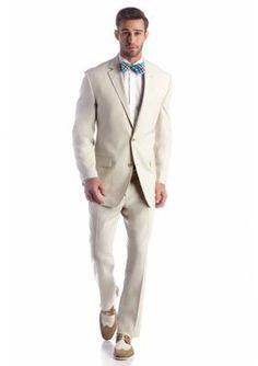 MICHAEL Michael Kors Sand Cream Stripe Suit