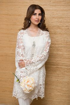 : Deepak Perwani's new luxury pret collection! Pakistani Fashion Casual, Pakistani Dresses Casual, Pakistani Dress Design, Indian Dresses, Indian Outfits, Indian Fashion, Stylish Dresses, Casual Dresses, Fashion Dresses