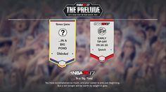 Bonus game in NBA 2K17: The Prelude