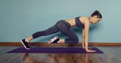 That's why we're sharing this core workout with you today! It focuses on strengthening your posterior chain and core, from your hamstrings all the way up t