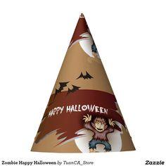 Zombie Happy Halloween
