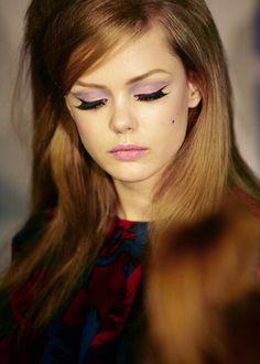 modcloth lavender eyes