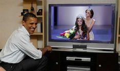 Olivia Culpo Miss USA 2012 watch live Obama