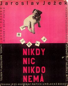 Music book cover, Czechoslovakia, 1932