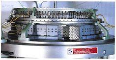 circular jersey knit machine