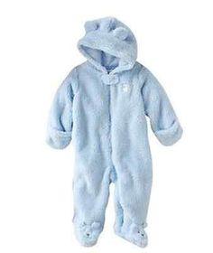 6 month snow suit, pram