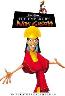 THE EMPEROR'S NEW GROOVE    Emperor Kuzco is turned into a llama by his ex-administrator Yzma, and must now regain his throne with the help of Pacha, the gentle llama herder