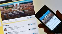 BBC News - Vatican unveils Pope's Twitter account @pontifex