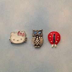 Floating charms for living memory lockets by BellaRayneDesigns, $3.00