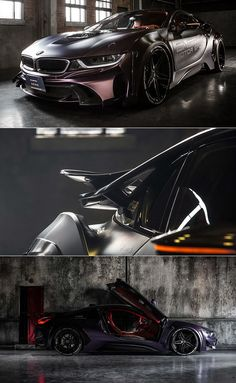 Awesome bmw black bmw i8 car wallpaper for iphone and android bmw i8 dark knight fandeluxe Images