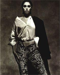 Vogue Italia, febbraio 1989