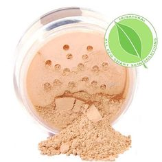 IQ:Natural Eco-Smart Formula Mineral Medium Beige Foundation 12g * Details can be found by clicking on the image.