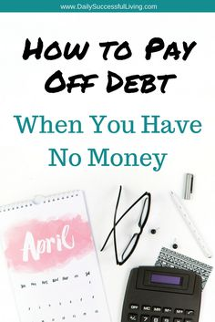 In Debt? Learn how t